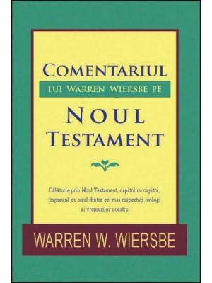 Comentariul lui Wiersbe pe Noul Testament