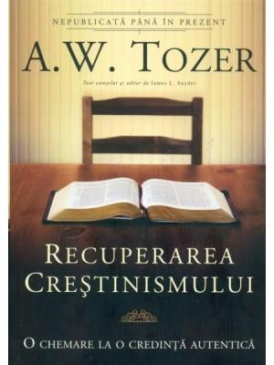 Recuperarea crestinismului