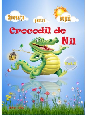 DVD - Crocodil pe Nil - vol. 5