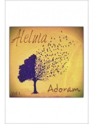 CD Adoram - Aleluia, Vol.1