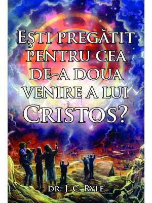 Brosura - Esti pregatit pentru ce-a doua venire a lui Cristos?