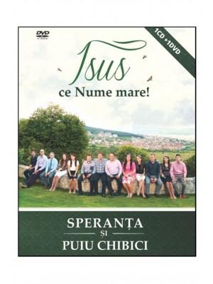 DVD - Speranta si P. Chibici