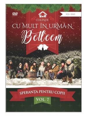 DVD - Speranta pentru copii #7 - Cu mult in urma-n Betleem