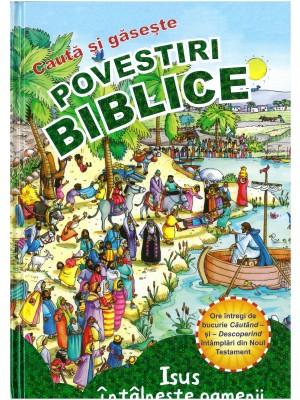 Seria de povestiri biblice Caută si Găseşte - Noul Testament