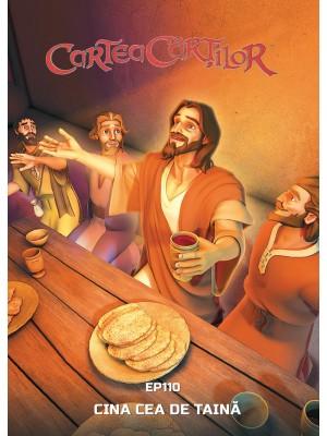 DVD - Cartea Cartilor - 10. Cina cea de taină
