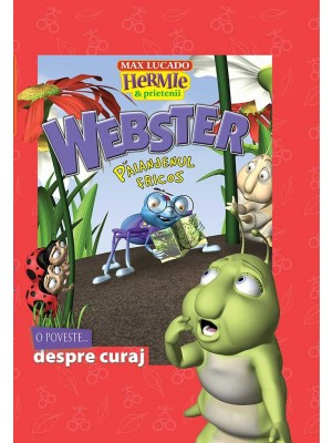 Webster - paianjenul fricos (seria Hermie)