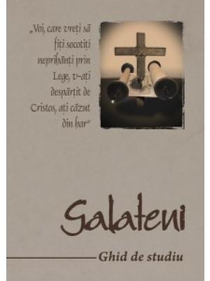 Galateni - ghid de studiu