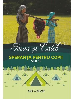 DVD - Speranta pentru copii #9 - Iosua si Caleb