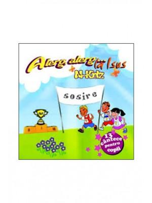 CD M-Kidz - Alerg, alerg...la Isus
