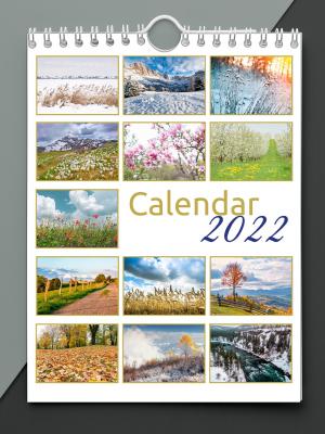 Calendar 2022 (poate fi personalizat)