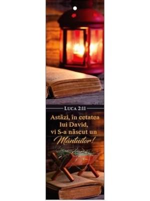 Semn de carte 76C - Luca 2:11