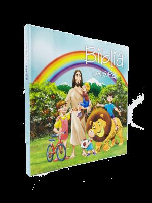 Biblia de colorat