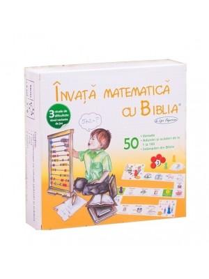 Joc - Învață matematică cu Biblia