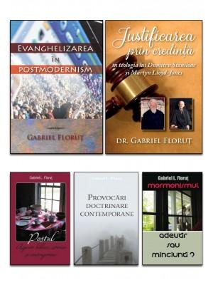 Pachet carti Gabriel Florut
