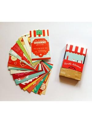 Carduri Versete delicioase