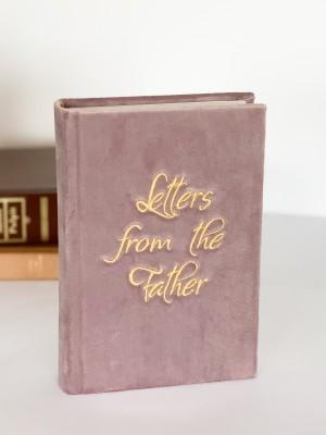 Biblie handmade 053 - roz