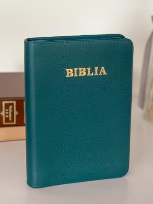 Biblie medie 057 PFR turcoaz