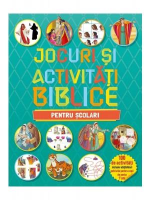 Jocuri și activități biblice - pentru școlari