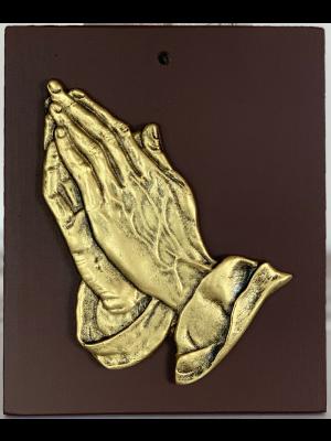 Maini in rugaciune - mari