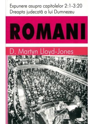 Romani - Dreapta Judecată a lui Dumnezeu