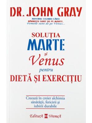 Soluţia Marte şi Venus pentru dietă şi exerciţiu