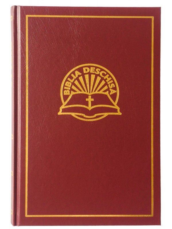 Biblia Deschisă, copertă cartonată