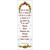Semn de carte 02C - Isaia 9:6