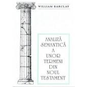 Analiza semantica a unor termeni din Noul Testament