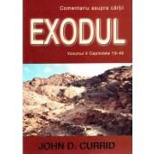 Comentariu Exodul vol.2 cap. 19-40