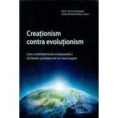 Creationism contra evolutionism