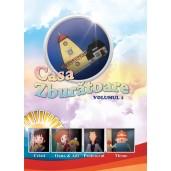 DVD - Casa zburatoare vol 1