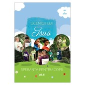 DVD - Speranta pentru copii #8 - Ucenicii lui Isus