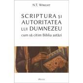 Scriptura si autoritatea lui Dumnezeu