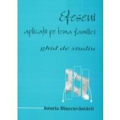 Efeseni - aplicaţii pe tema familiei - Ghid de studiu