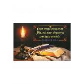 Felicitare cu verset din Psalmi sau Proverbe