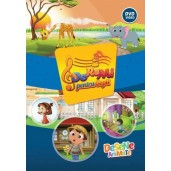 DVD - Do Re Mi pentru copii - Desene animate. Vol. 1