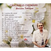 CD Mariana Somesan - Cantarile Chemarii