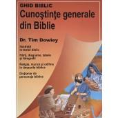 Cunostinte generale din Biblie - Ghid Biblic