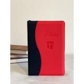 Biblie NTR 2 culori - rosu