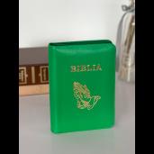 Biblie mică 047 PFR verde