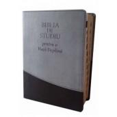 Biblia de studiu pentru o viață deplină - două culori