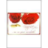 Felicitare cu versete de dragoste