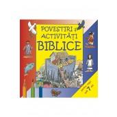 Povestiri si activitati biblice - pentru copii sub 7 ani