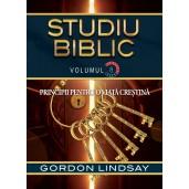 Principii pentru trairea crestina. Studiu Biblic. Vol. 8