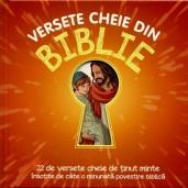 Versete cheie din Biblie