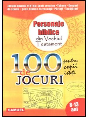 100 de jocuri pentru copii isteti - Personaje biblice VT