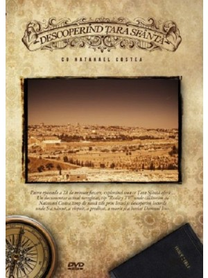 DVD - Descoperind Tara Sfanta