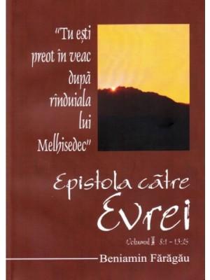 Epistola catre Evrei vol. II