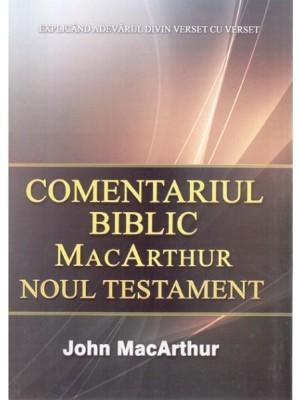 Comentariul biblic MacArthur - Noul Testament