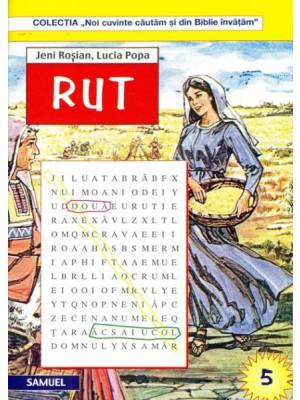 Rut - cuvinte incrucisate